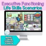 Executive Functioning IADLs Life Skills Scenarios for Tele