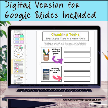 Executive Functioning Interactive Notebook
