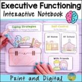 Executive Functioning Skills Interactive Notebook - Digita