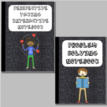 Executive Functioning Interactive Notebook BUNDLE
