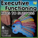 Executive Functioning Keys Craftivity