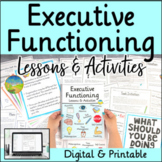 Executive Functioning Skills Lessons & Activities - Distan