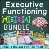 Executive Functioning MEGA Bundle - Distance Learning | Go