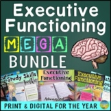 Executive Functioning MEGA Bundle - Distance Learning | Go