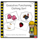 Executive Functioning- Organization BUNDLE!!!