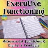 Executive Functioning Skills Workbook - Digital & Print Lessons