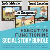 Executive Functioning Social Stories Bundle