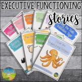 Executive Functioning Stories Bundle - Distance Learning