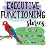 Executive Functioning Stories: Mira the Metacognition Monkey
