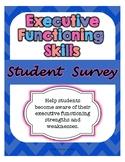 Executive Functioning Student Survey