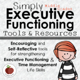 Executive Functioning Tools - Support Organization Study S