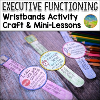 Executive Functioning Wristbands