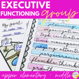 Executive Functioning and Study Skills Counseling Group