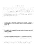 Executive Order Case Study