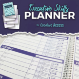 Executive Skills Student Planner