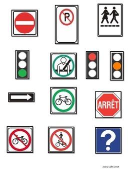 Exercice sur la signalisation