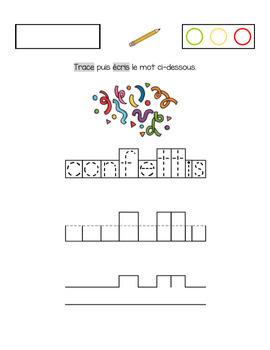 Exercices d'écriture sur le thème de l'anniversaire
