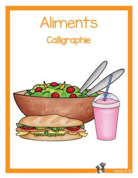 Calligraphie (Aliments)