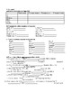 Exercices de conjugaison - Niveau A2-B1