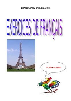 Exercices de francais