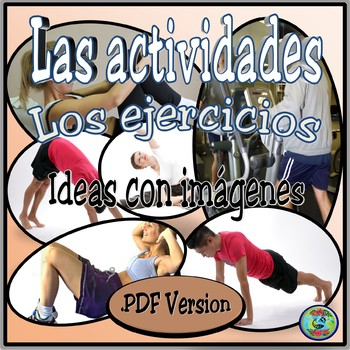 Exercise Activity Photo Images .PDF Version - Los ejercicios para la buena forma