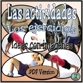 Exercise Activity Photo Images .PDF Version - Los ejercici
