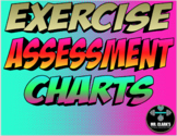 Exercise Assessment Charts