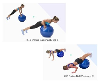 Exercise Ball Activities