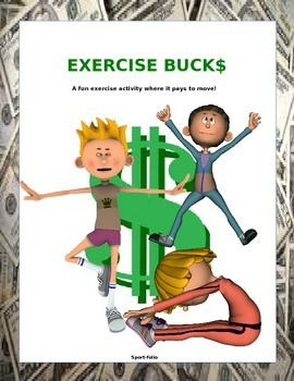 Exercise Buck$ - Where it Pays to Move