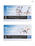 Exercise Cards - Small