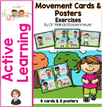 Exercise Cards and Posters