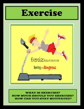 Health, EXERCISE - FITNESS, Physical Fitness, Exercise