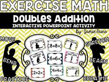 Exercise Math! Adding Doubles