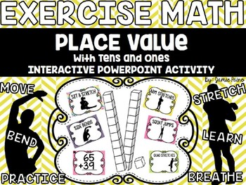 Exercise Math! Place Value- Counting Tens and Ones