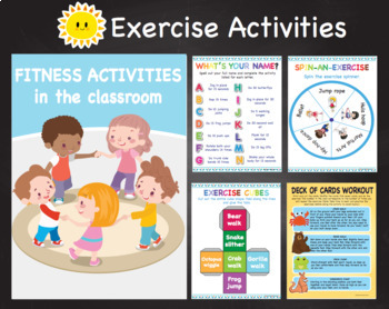 Exercise: Raising Fit and Active Kids