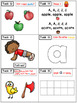 Alphabet Task Cards - Exercise Scoot! Letter A {Emergent R