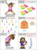 Alphabet Task Cards - Exercise Scoot! Letter J {Emergent R