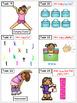 Alphabet Task Cards - Exercise Scoot! Letter L {Emergent Reader Included!}