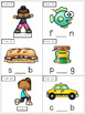 Missing Vowels - Phonics Task Cards - Exercise Scoot!