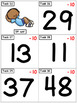 Ten More and Ten Less: Math Task Cards - Exercise Scoot!