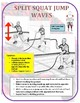 Exercise Task Cards: Battle Rope Exercises 1