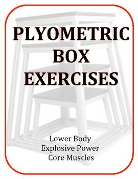 Exercise Task Cards: Plyometric Box