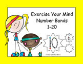 Exercise Your Mind Number Bonds 1-20