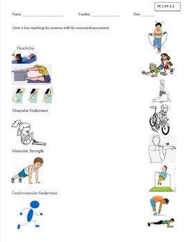 Exercise and Fitness Assessment
