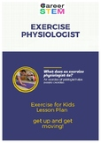 Exercise for Kids Lesson Plan - get up and get moving!