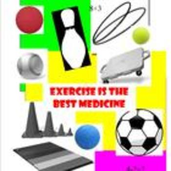 """Exercise of the Week - Exercise Complex """"Book Workout"""""""