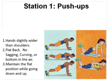 Exercises Stations