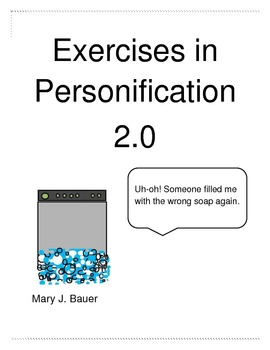 Exercises in Personification 2.0