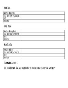 Exercising Your Way Through Unit Rates