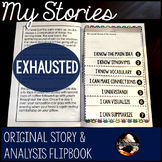 Exhausted: An Original Story and Flip Book